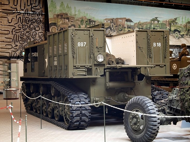 M6 High Speed Tractor