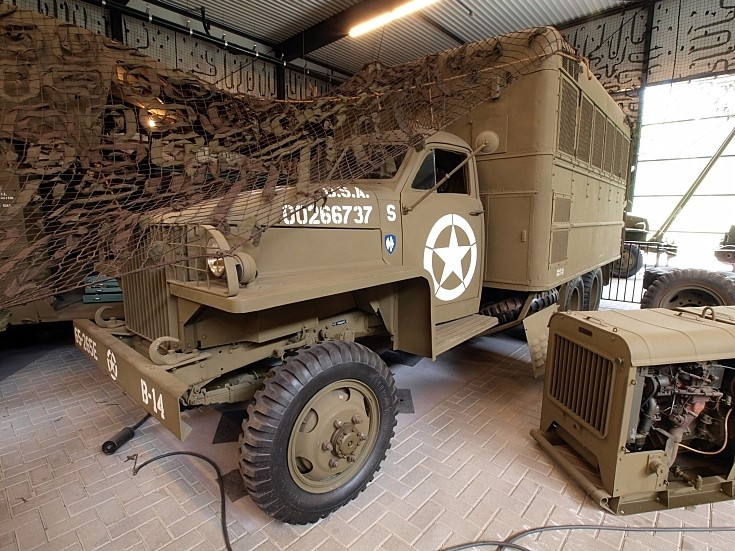 G-630 Studebaker US6-U3