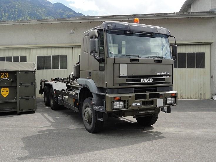Iveco EuroTrakker Cursor truck