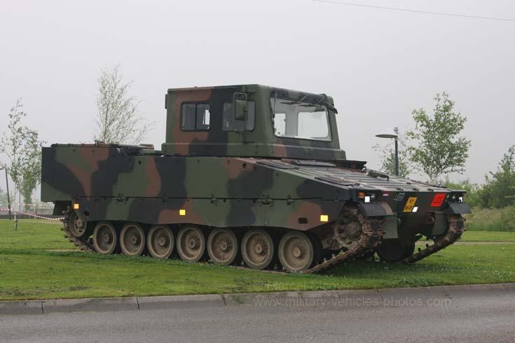 Koninklijke Landmacht Driver training