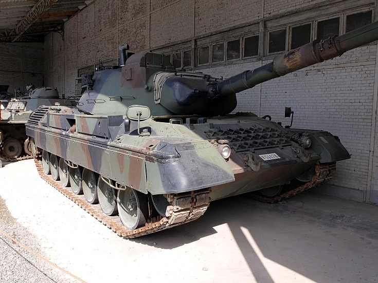 Belgian Leopard I