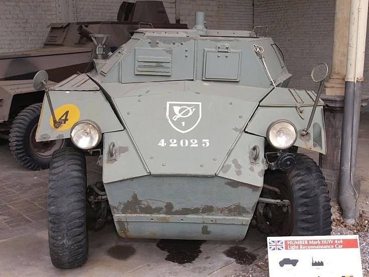 Humber Mark III/IV