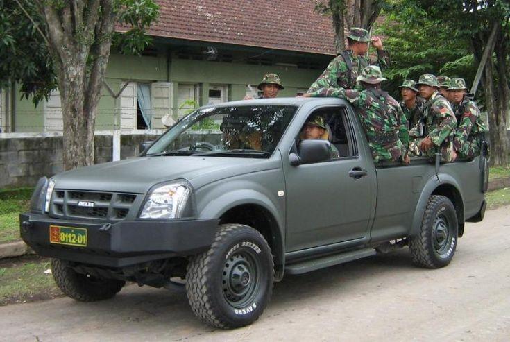 militär truck hc6