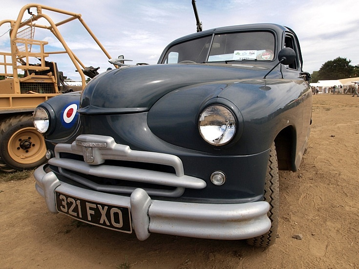 Standard Vanguard Phase 1A Pick-Up