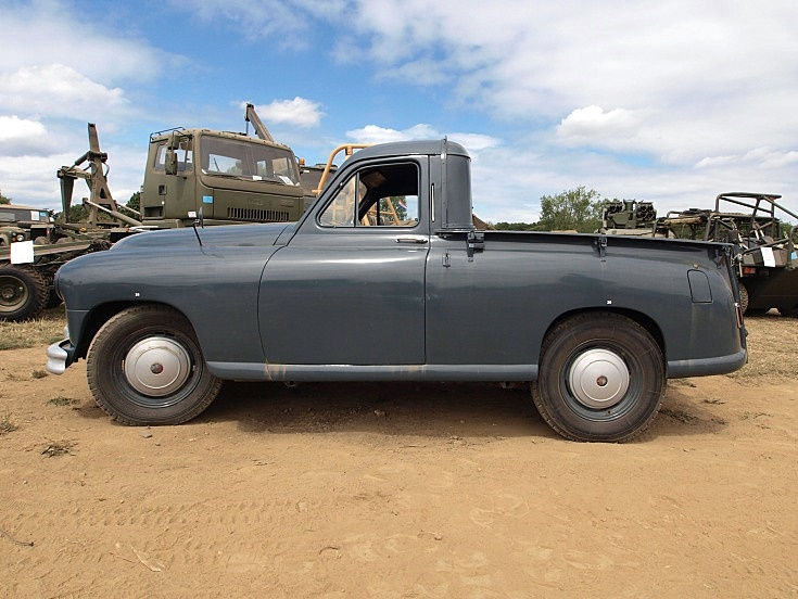 Photo of Standard Vanguard Phase 1A Pick-Up