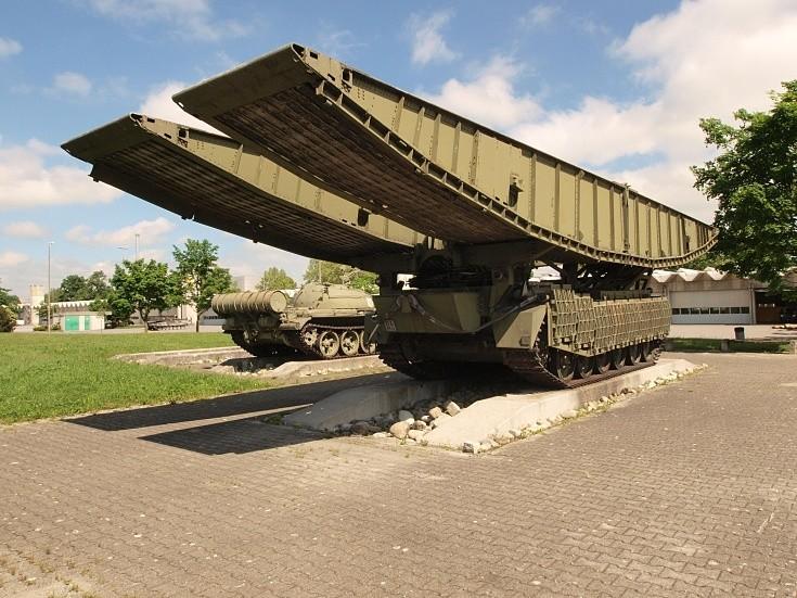 Swiss Centurion Bridgelayer