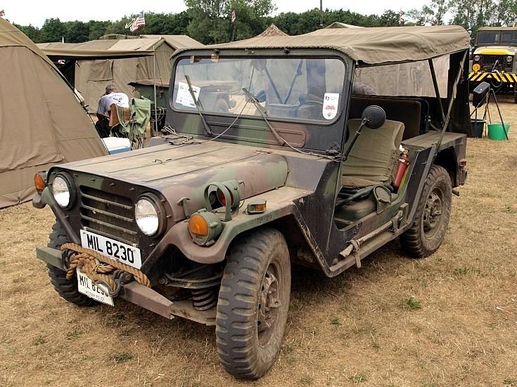AMG M151 A2