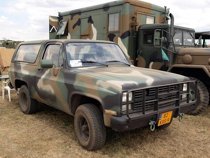 Chevrolet M1009 Blazer