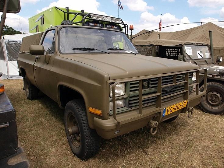 Chevrolet K30 Pick Up