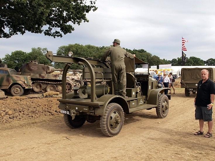 Chevrolet M6 Bomb Carrier