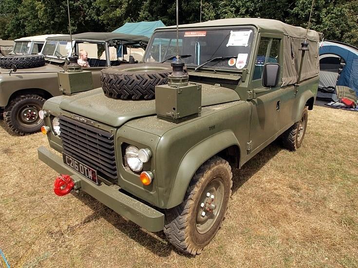 Land Rover 110 FFR