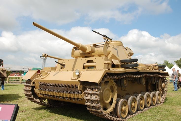Sd.Kfz. 141 Panzer III