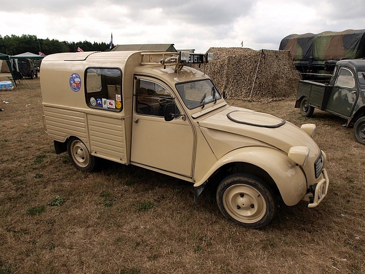 Military Citroën