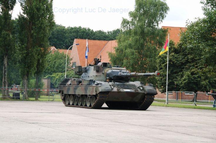 Belgian Leopard 1A5