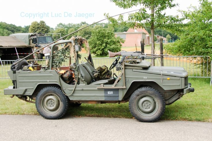 Vw army jeep