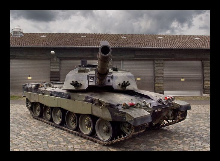 Challenger 2 - Main Battle tank