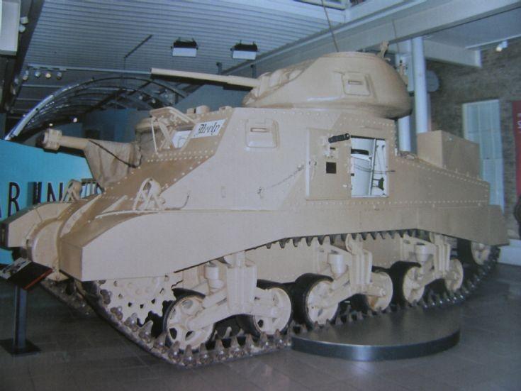 Monty´s Tank