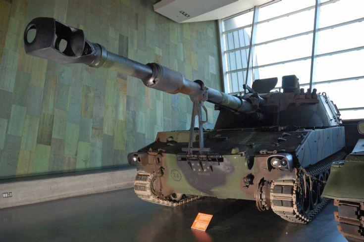 M109A4 SP Gun