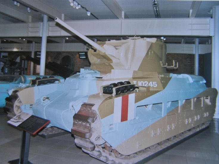 British Infantry Tank Mark II