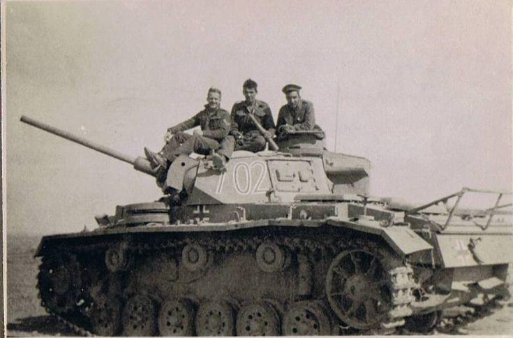 PzKpfw III Ausf. L Tank