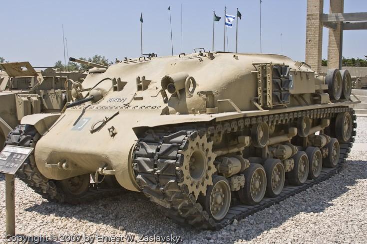 Sherman hull for drivers' training