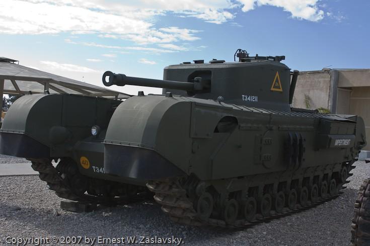 Churchill Mk VII (A22F)