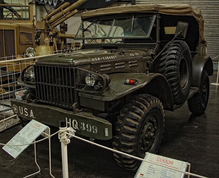 1944 Dodge T214 - WC56