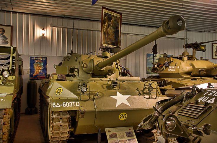 M18 Hellcat Tank