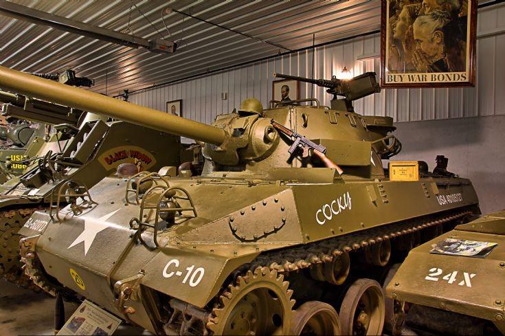 M18 Tank