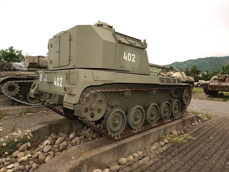 AMX 105mm Mk 62