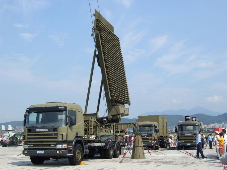 TPS-117 Tactical Transportable Radar