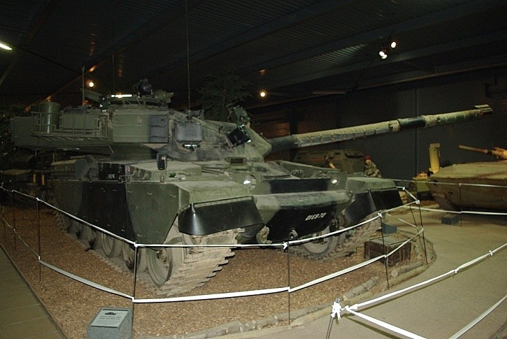Chieftain Mk6 tank