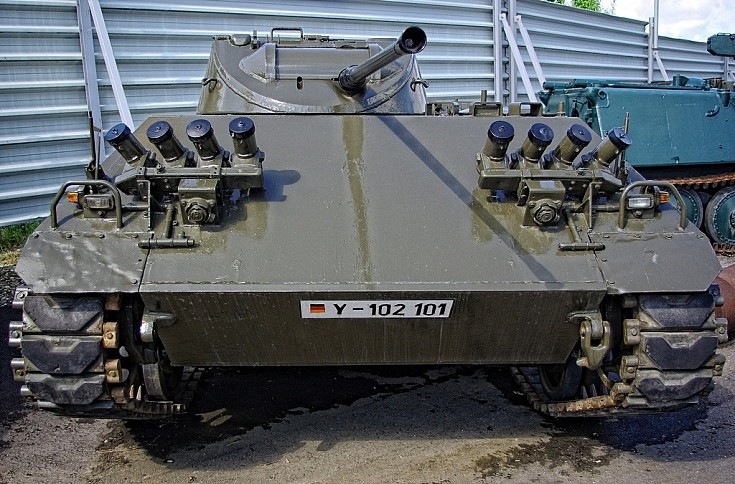 HS 30 Schützenpanzer lang