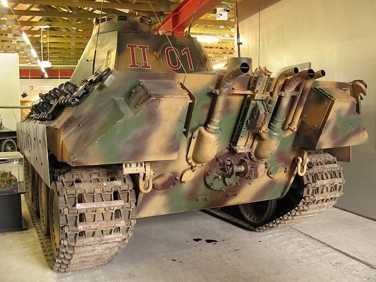 Panzerkampfwagen V 'Panther' (Sd.Kfz. 171)
