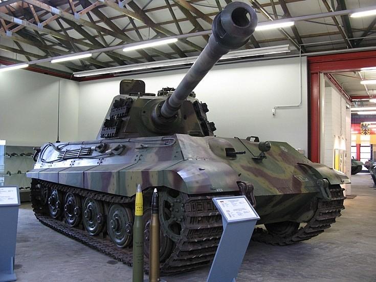 PzKpfWg VI Tiger II Königstiger B