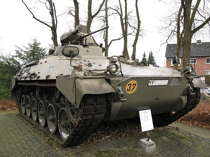 Schützenpanzer (SPz) 'Marder'
