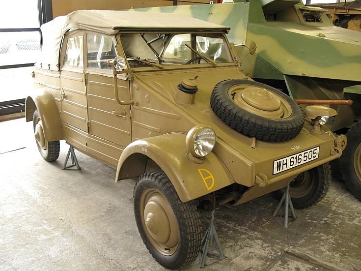 VW Typ 82 'Kübelwagen