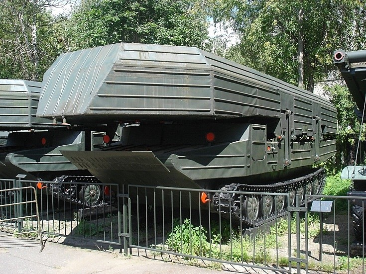 Soviet GSP-55