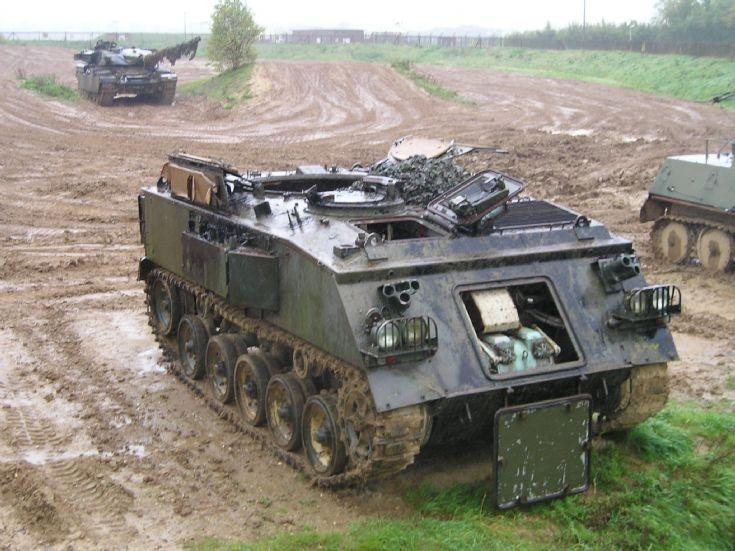 FV432 Trojan Duxford 2010.