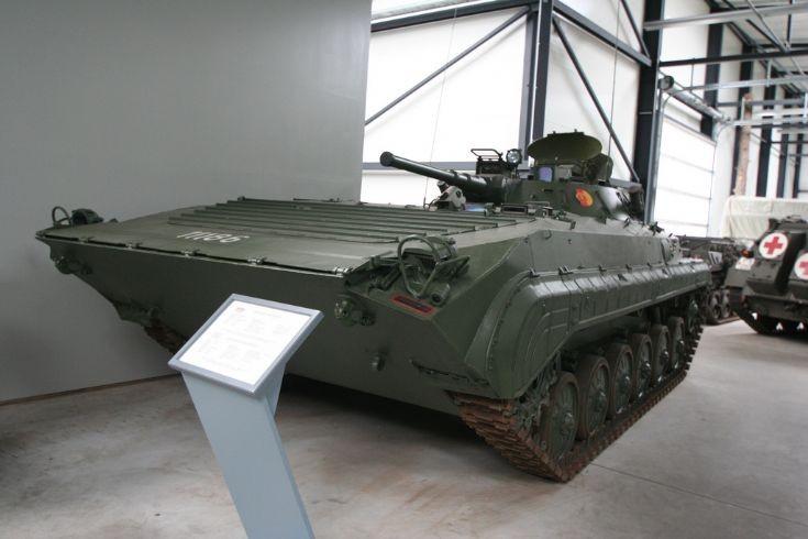 BMP 1 SP 2