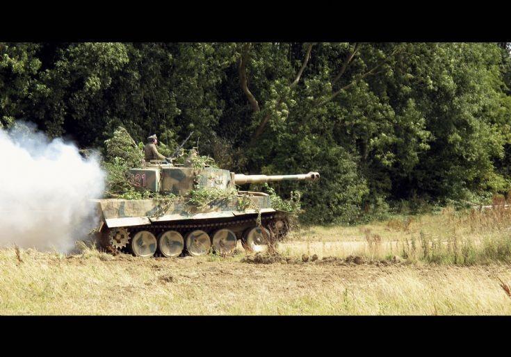 Replica Tiger 1 Tank