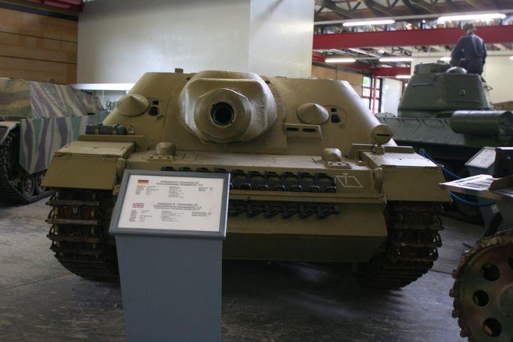Jagdpanzer IV / Panzerjäger 39 (Versuchsfahrzeug)