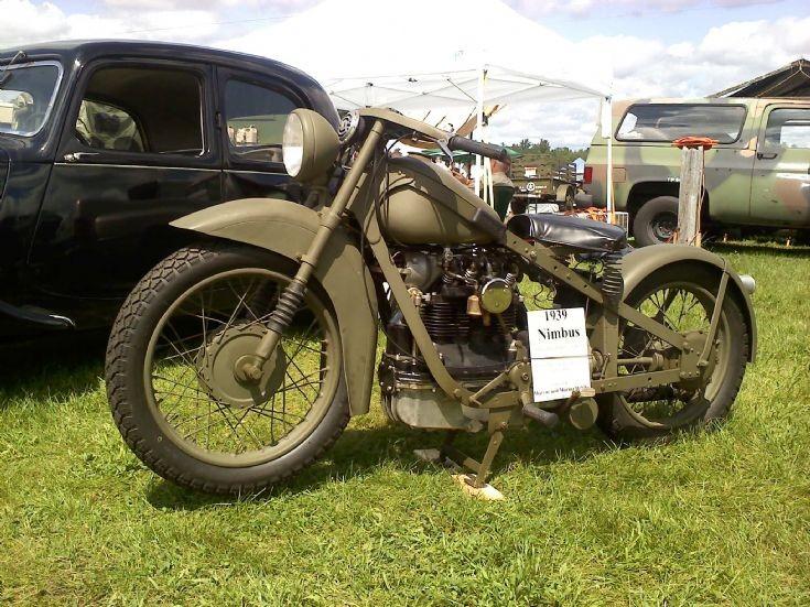 '39 Nimbus 750