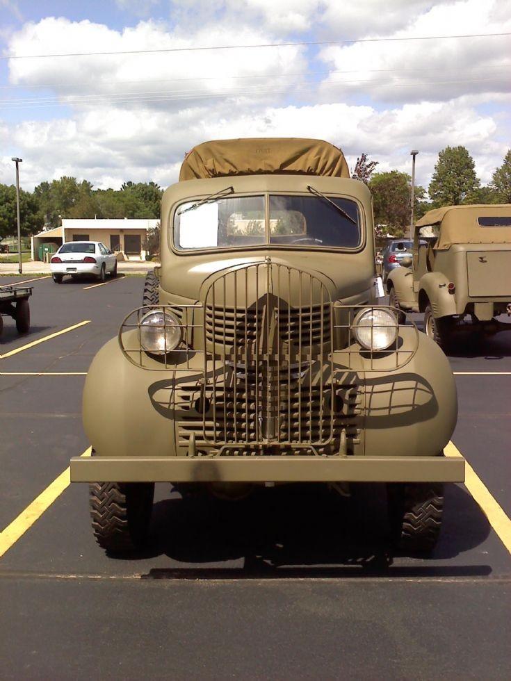 '40 Dodge VC3