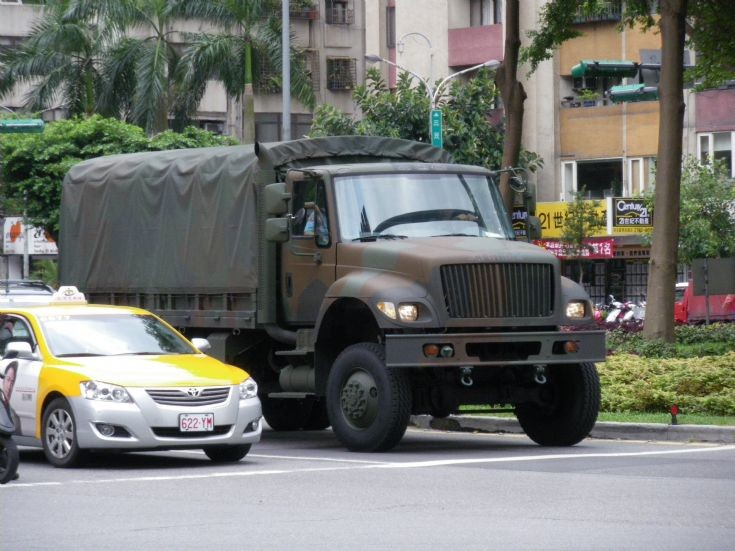 Taiwanese Army Truck