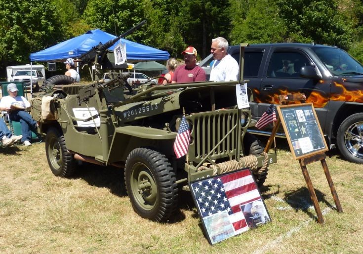 1944 Willys-Overland Jeep Model MB