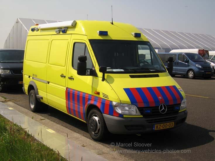 Mercedes Benz Sprinter EOCKL Katwijk IVIC