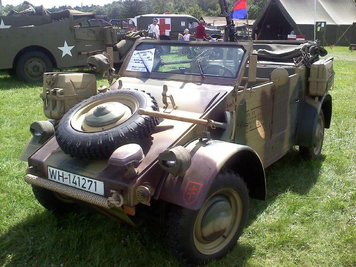 VW Kubelwagen (1943) Kfz. K1