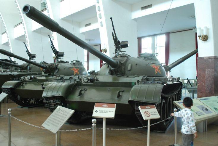 Chinese Type 59 medium tank