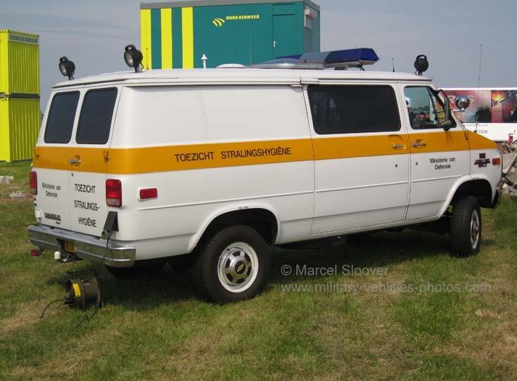 Chevrolet Chevy Van MOD
